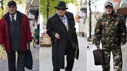 Харизматичный старичок, который знает толк в моде (Фото)