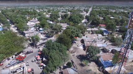 Район Гаити в котором выкрали миссионеров.