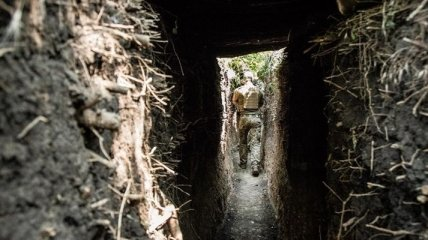За сутки на Донбассе погиб один боец ВСУ, еще 8 получили ранения