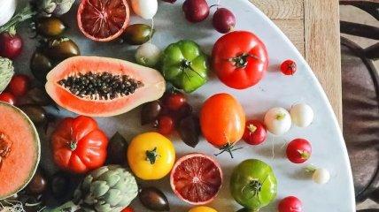 Цвет имеет значение: диетолог рассказал, какую пользу приносит употребление разноцветных овощей, фруктов и ягод