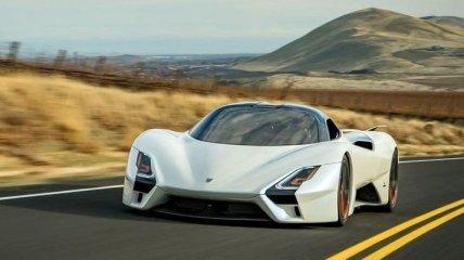 Быстрее Bugatti Chiron: на Monterey Car Week представят самый быстрый гиперкар