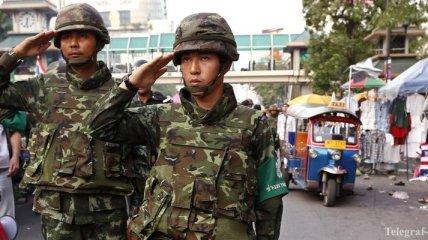 Противостояние в Таиланде переходит в открытые уличные бои