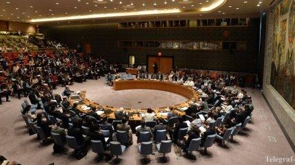 Совбез ООН осудил очередной пуск ракеты КНДР