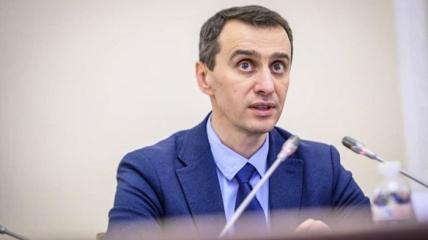 Міністр охорони здоров'я України Віктор Ляшко