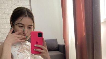 """""""Очень православно"""": девушка поразила сеть пасхальным нюдсом (фото)"""