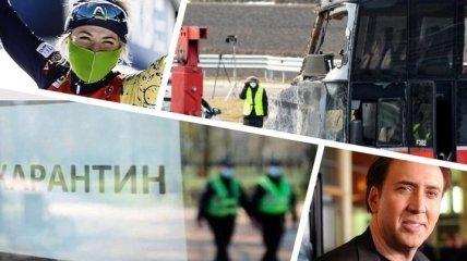 Итоги дня 6 марта: ухудшение ситуации с коронавирусом, ДТП с украинцами в Польше