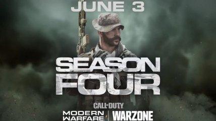 Activision анонсировали четвертый сезон Call ofDuty: Modern Warfare (Видео)