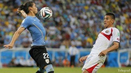 ЧМ-2014. Коста-Рика шокирует Уругвай
