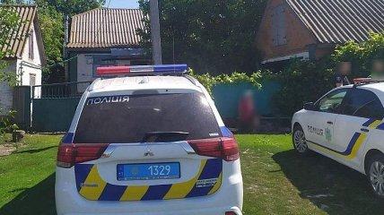 В Полтавской области мужчина угрожал подорвать жену и тещу