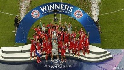 ПСЖ - Бавария: яркие моменты финала Лиги чемпионов (Фото)