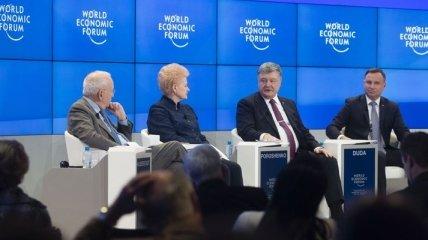 Порошенко: Украина борется с коррупцией не ради безвиза или транша МВФ