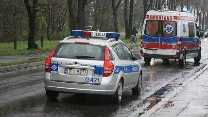 В Польше произошла смертельная авария, пострадал украинец