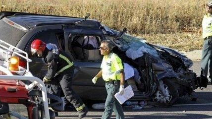 В результате ДТП в Житомирской области погибло 2 человека