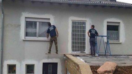 Вот они - настоящие камикадзе: как проходит обычный день строителя