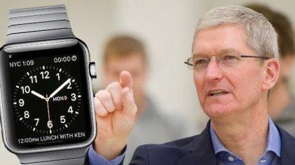 Тим Кук: Apple Watch спасают жизни людей