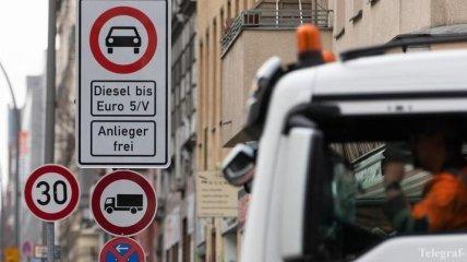В Германии не успели переоборудовать все старые дизельные автомобили