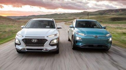 Hyundai собирается открыть производство Kona Electric в Европе
