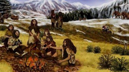 Определены районы, в которых наши древние предки скрещивались с неизвестными видами людей