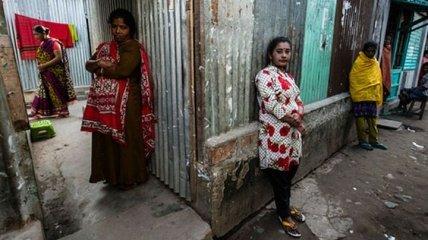 Жизнь внутри борделя в Бангладеш (Фото)