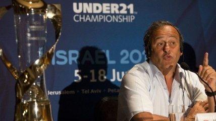 Мишель Платини определился с фаворитом Евро-2013