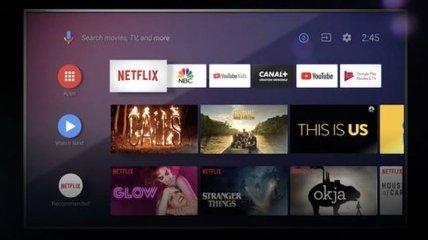 Умные телевизоры, работающие на базе Android TV получат полезную функцию разумных колонок