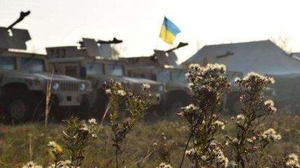 День в ООС: пять нарушений тишины, украинские военнослужащие не пострадали