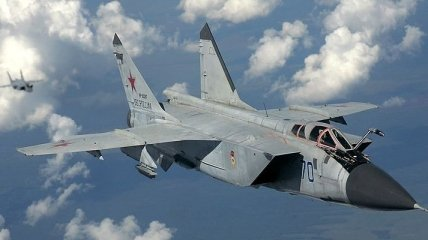 В Приморье потерпел крушение МиГ-31