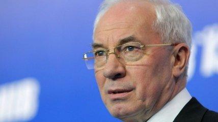 Азаров: Парламентские выборы пройдут в Украине честно