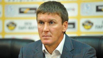 Сачко рассказал о трансферных планах и потерях Ворсклы