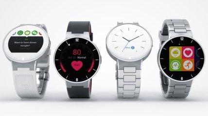 Новинки от Alcatel: умные часы и смартфон с тремя ОС