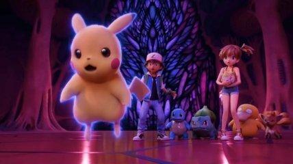 Netflix представил трейлер первого мультфильма о покемонах (Видео)
