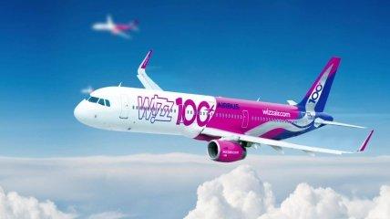 Самолет Wizz Air