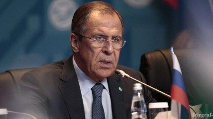 Лавров: Теракт в отношении А321 равнозначен нападению на Россию