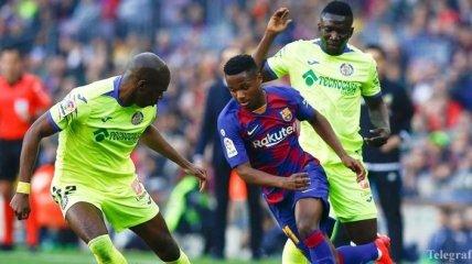 Два футболиста Барселоны травмировались на тренировке
