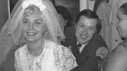 Колоритные свадебные снимки советских времен (Фото)