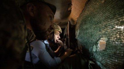 Хомчак заявил, что бойцам ВСУ никто не давал команды не стрелять в ответ