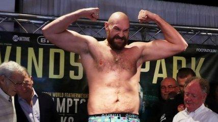 Фьюри собирается попробовать силы в MMA, его наставником будет Макгрегор