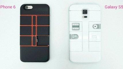 Модульный чехол, добавляющий функциональности смартфону