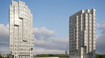 Пожар в элитном комплексе в Москве: столица РФ погрузилась во тьму дымовой завесы (видео)
