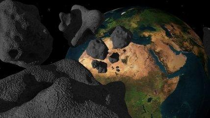 Мимо Земли пролетел массивный астероид, который не сразу заметили ученые NASA