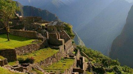 В Перу обнаружены странные круги на земле