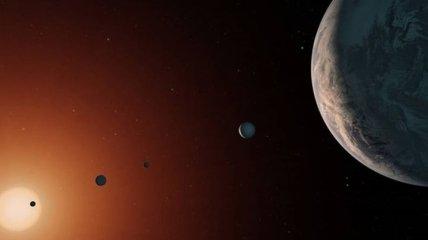 Ученые NASA обнаружили экзопланету вдвое больше Земли (Видео)