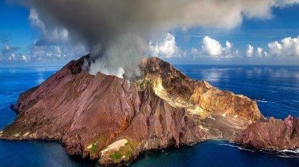 """Ключевой момент в истории атмосферы: древние вулканы """"помогли"""" в ее создании"""