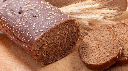 Черный хлеб: питание и укрепление волос