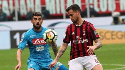 Валенсия хочет подписать игрока Милана