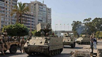 """Организацию митингов связывают с террористической организацией """"Хезболла"""""""