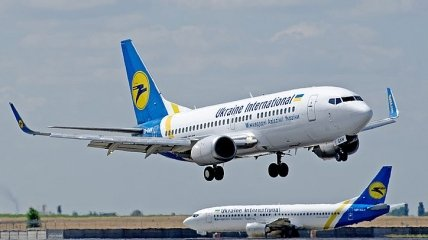 Украина отменяет регулярные авиарейсы и международные пассажирские перевозки