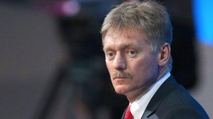 Песков: Вопрос о возможности вторжения России в Украину неуместен