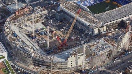 Стало известно, когда откроют новый стадион Тоттенхэма