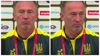 Александр Петраков удивил всех на пресс-конференции